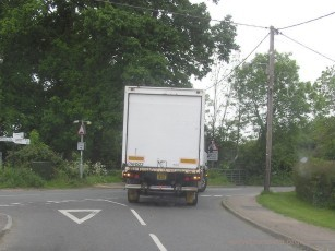Lorry, Horspath
